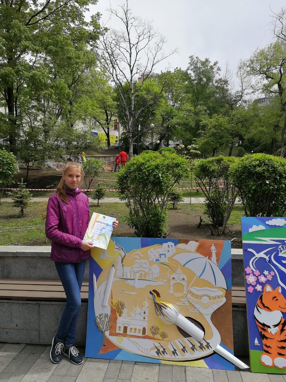Асеева Катя и Галеева Алина