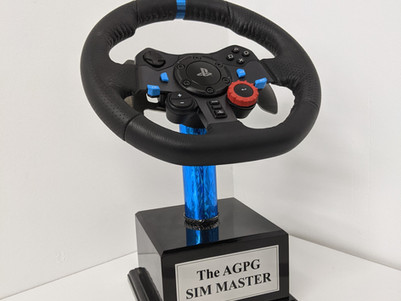 The AGPG - Custom Made Trophy