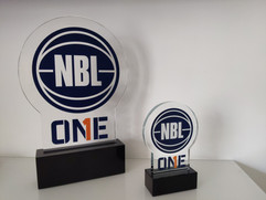 NBL1 - Inugural Championship and Player Trophies
