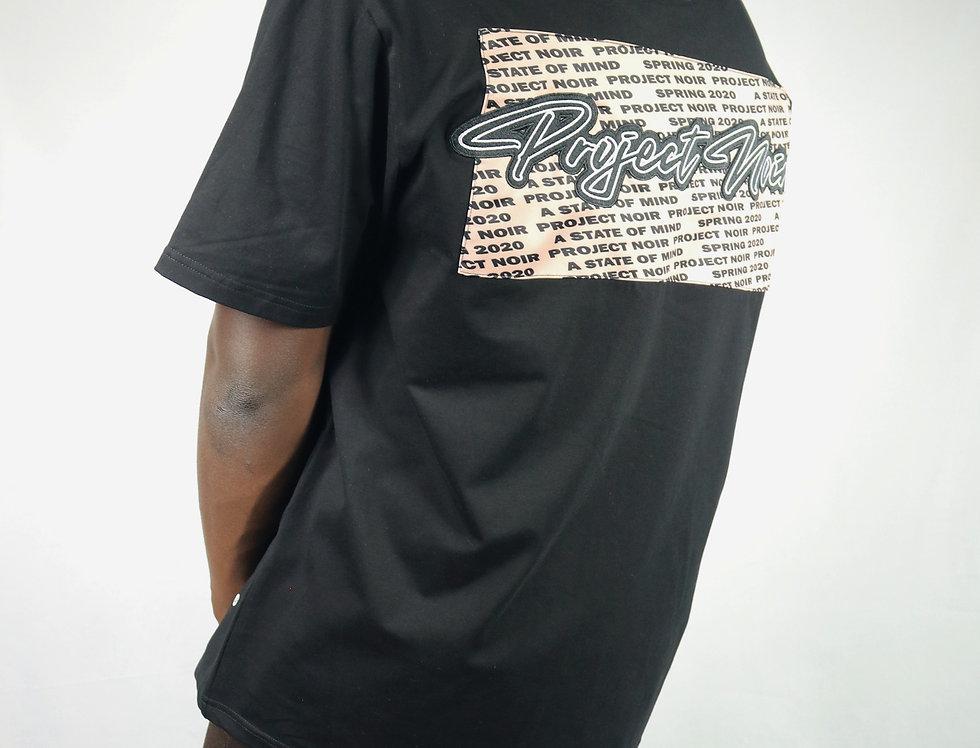 Project Noir Oversize Patch T-Shirt