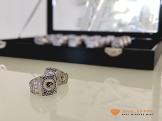 WCE - Championship Rings