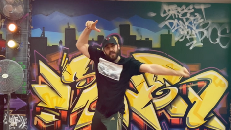 Learn   'Skechers'   Inter/Adv Hip Hop