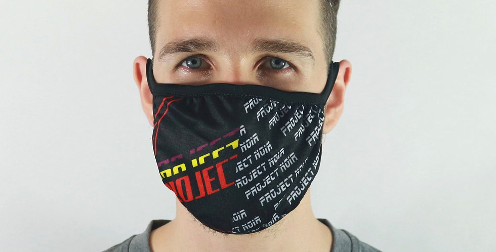 Project Noir Double Standard Face Mask