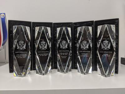 AICLA - Sandblasted Premium Crystal