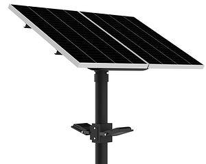 Solarstreet 2 X 50W Solar LED Flood - SS