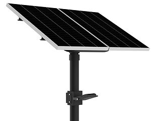Solarstreet 50w Solar LED Flood - SSLASO