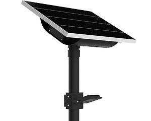 Solarstreet 20w Solar LED Flood - SSLASO