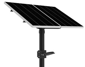 Solarstreet 100w Solar LED Flood - SSLAS
