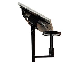 Solrstreet 35w LED Solar Post Top - SSLA