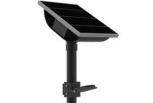 Solarstreet 10w Solar LED Flood - SSLASO