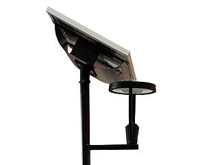 Solrstreet 15w LED Solar Post Top - SSLA
