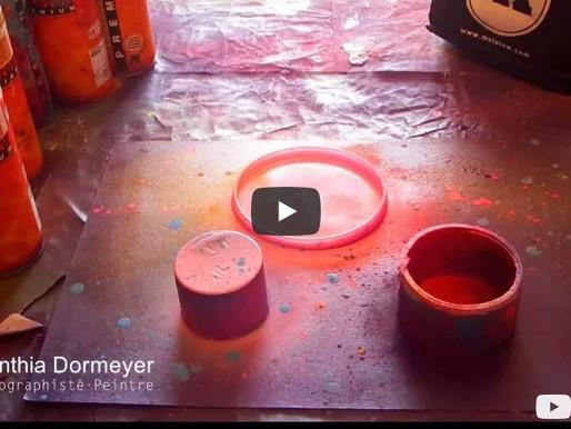 Making of : une peinture Belton