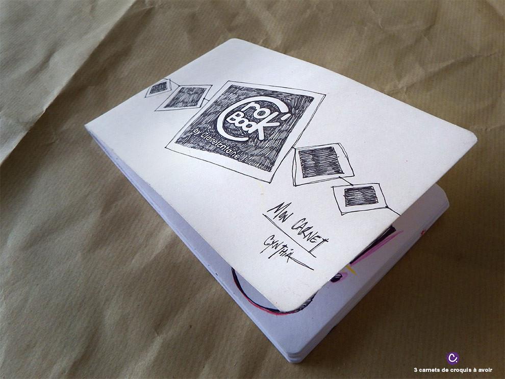Carnet Crok' Book