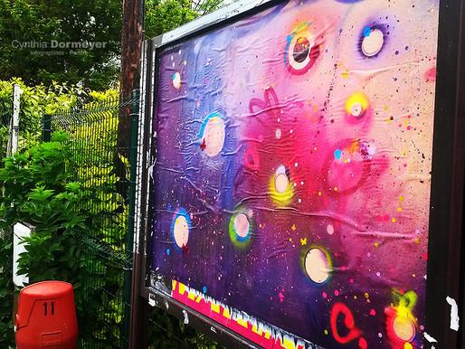 Des vitamines colorées dans les rues