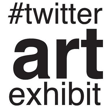 Twitter Art Exhibit 2016 : ma carte à New York