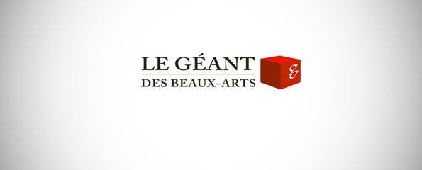 Le Géant des Beaux-Arts Logo