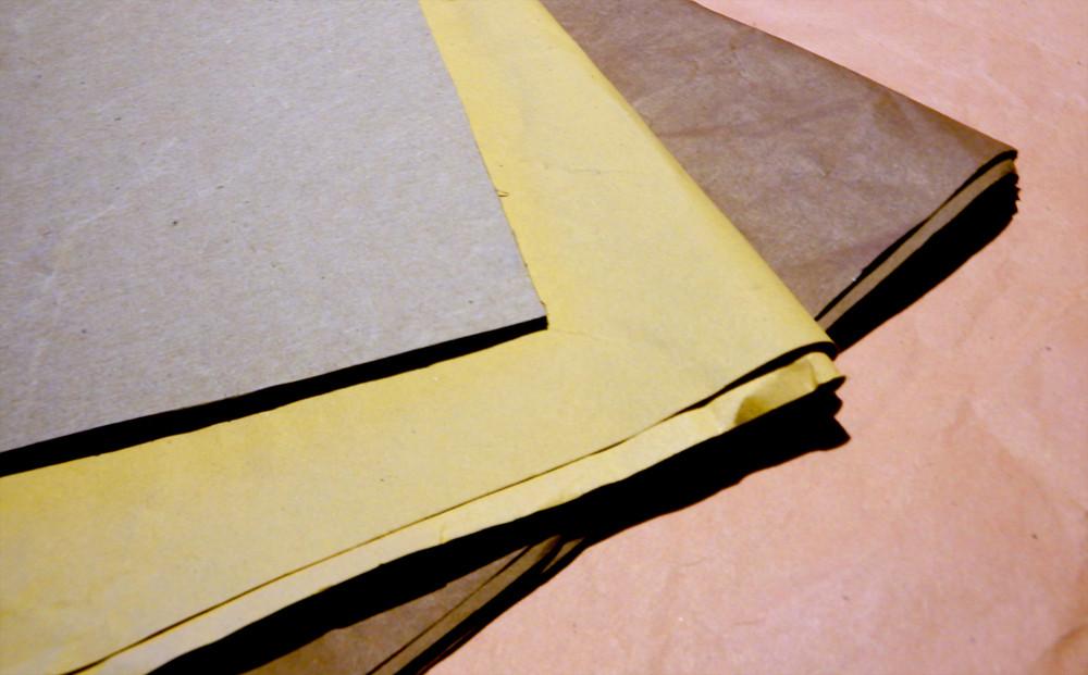 Photo de papier de couleurs