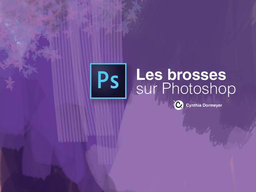 Comment régler les brosses Photoshop ?