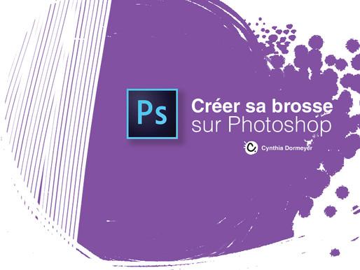 Comment créer sa brosse Photoshop ?