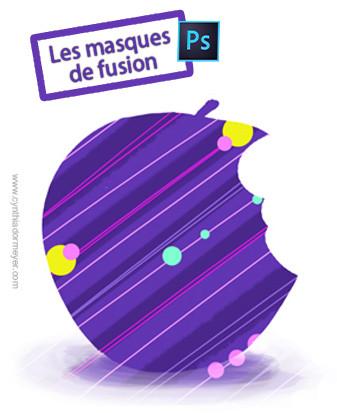 Masques de fusion Photoshop CC