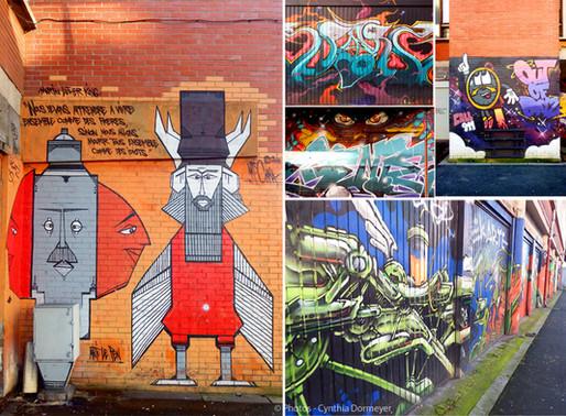 L'art au coeur de la ville