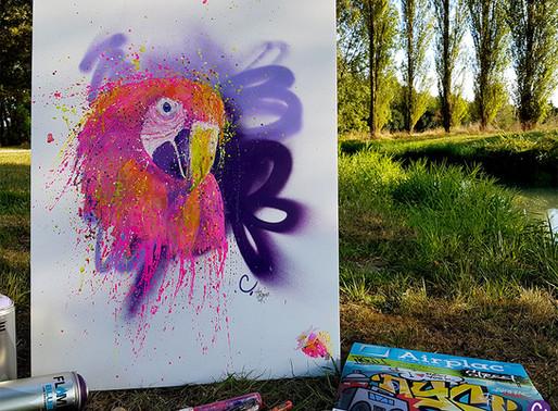 Airplac Street le support destiné au Street Art