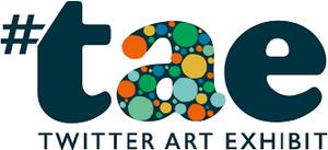 Logo de Twitter Art Exhibit - #tae