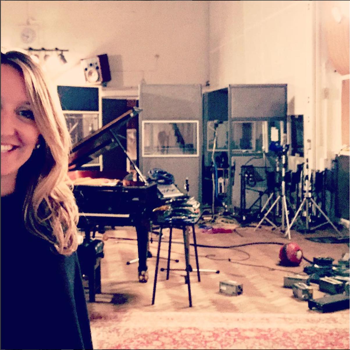 Alessandra @ Abbey Road
