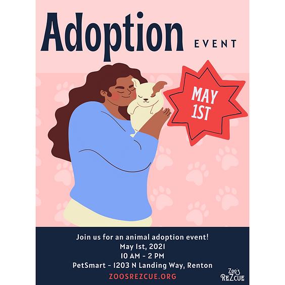 Animal Adoption Event
