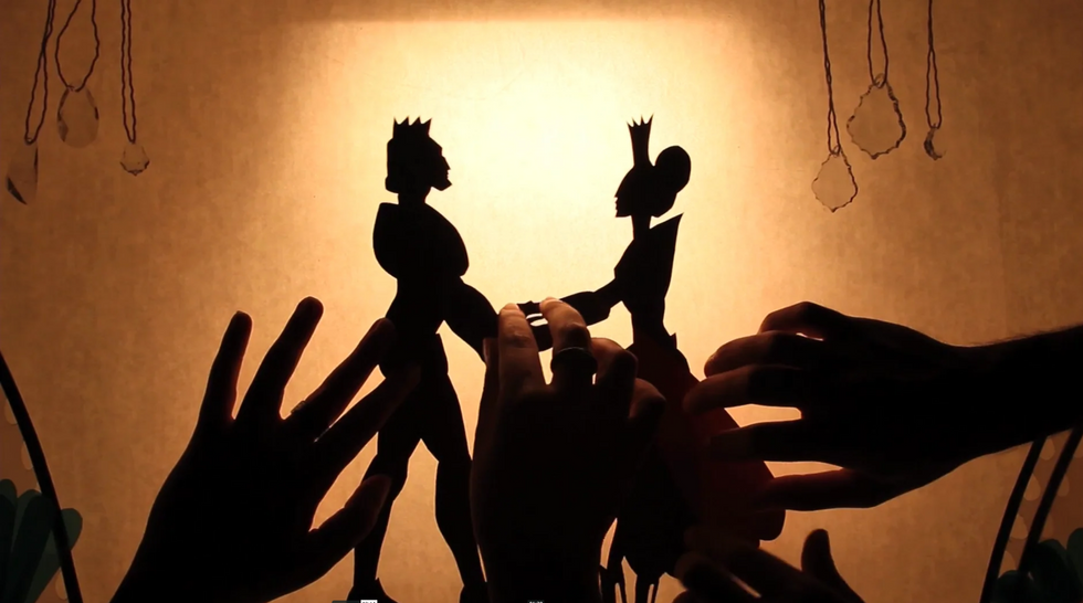 gayathri music video
