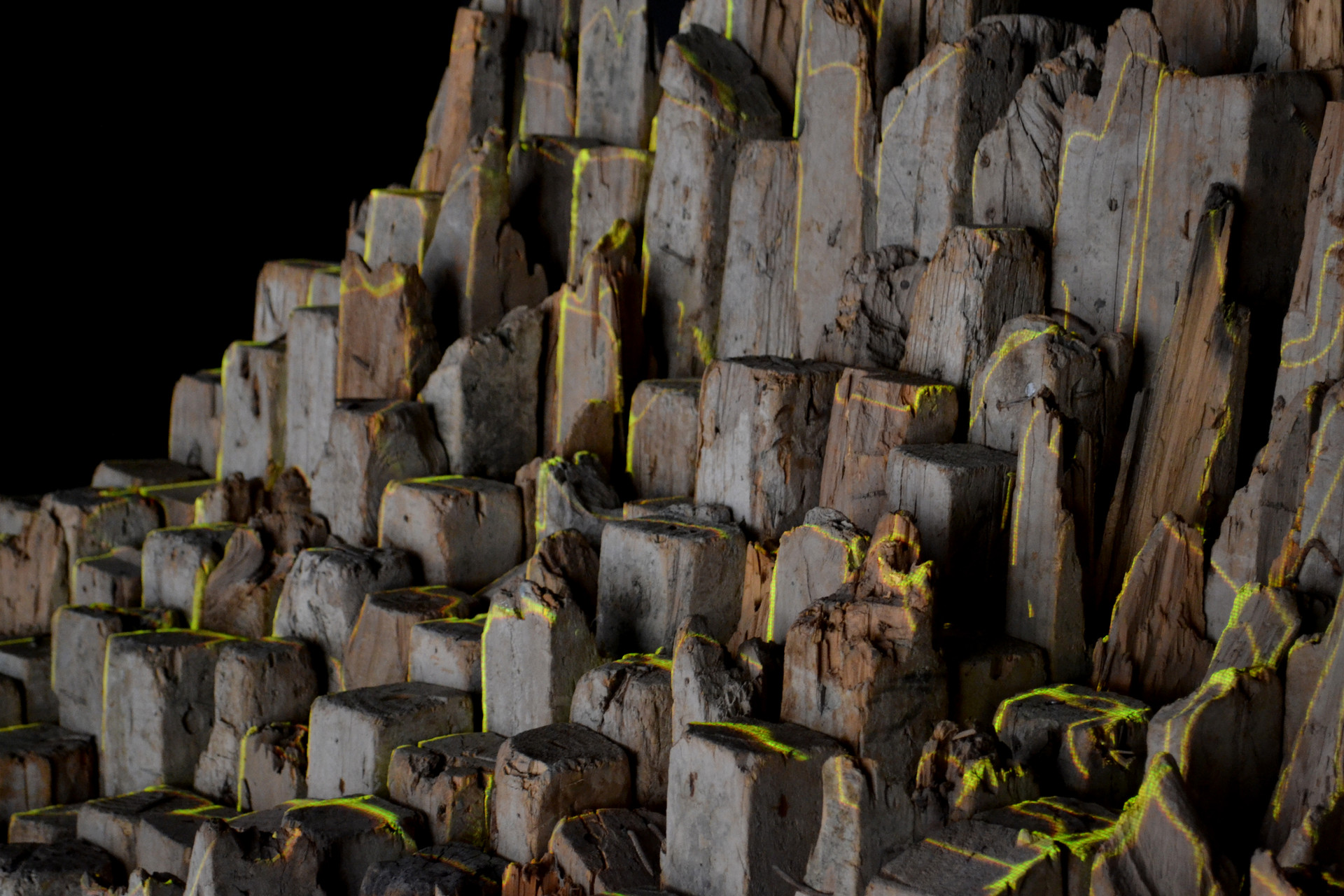in figure we wood