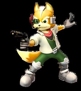 Fox Mccloud Render.png