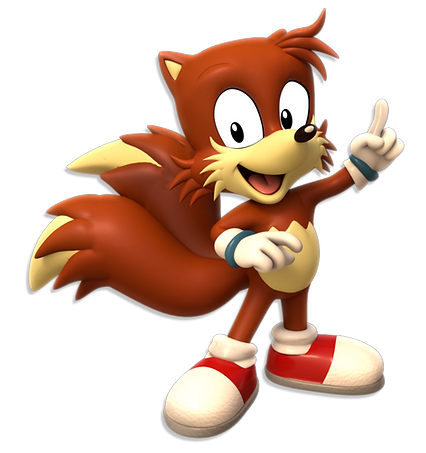 AoStH Miles Tails Prower Render.png