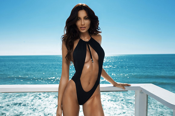 Cayman Black - Swimsuit/Monokini