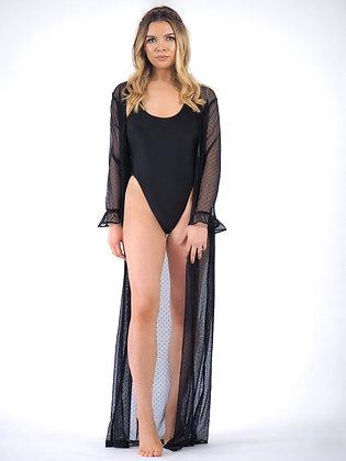 Key West Kimono - Black