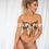 Thumbnail: Sunset Bikini - Mermaid Bronze