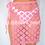 Thumbnail: 'Fairy' Square Sarong - Pink