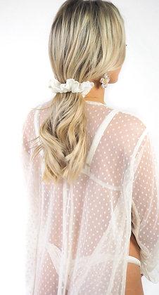 Hair Scrunchie - Net Colours