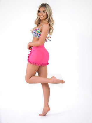 PomPom Mini Lola - Neon Pink