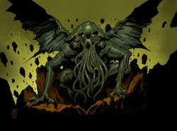 Old One: Cthulhu