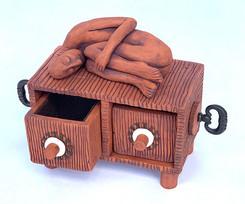 Horizontal Jewelry Box