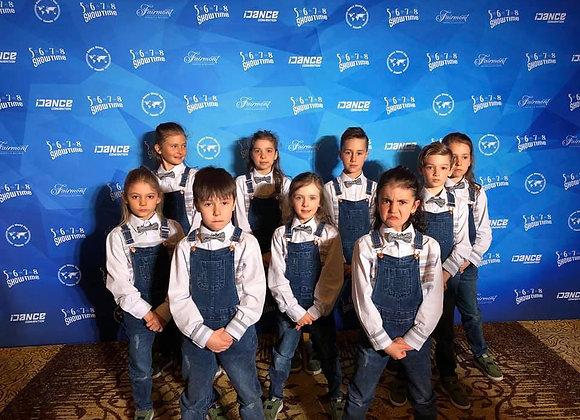 Auditions troupes 9-13 ans (SUITE)
