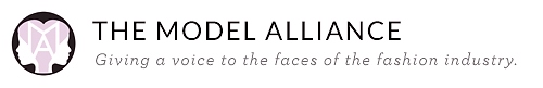 The Model Aliance Logo