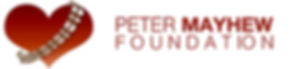 The Peter Mayhew Foundation Logo