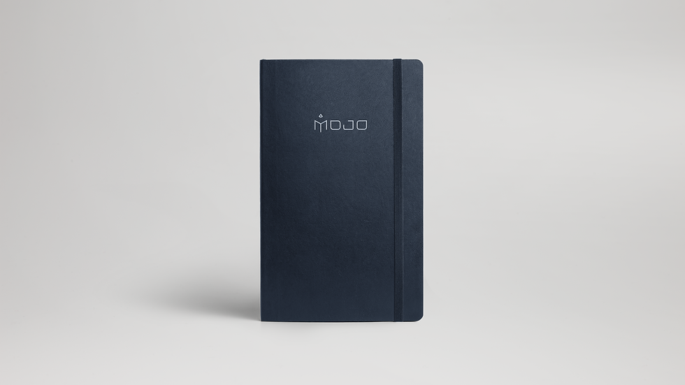 The Writer's MoJo: The ultimate writer's motivation journal and notebook
