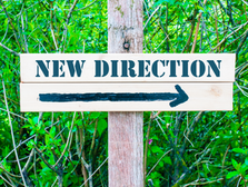 Day 32 - I'm changing direction