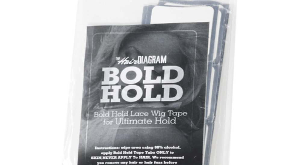 Bold hold lace wig tape