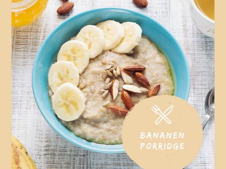 ayurvedisches Bananenporridge
