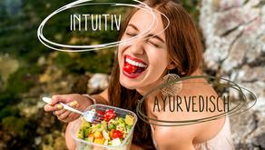 Intuitive, ayurvedische Ernährung für dein Balance-Gewicht und einen gesunden Kiefer!