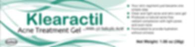Klearactil front w FDA Compliant .5 sali